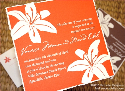 orange_tigerlily_invitation